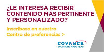Centro de preferencias de Covance