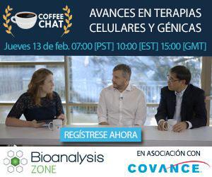 Coffee Chat: avances en terapias celulares y génicas